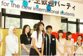 Welcoming International Students