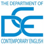 Department of Contemporary English