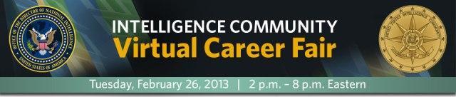 IC Virtual Career Fair 2013