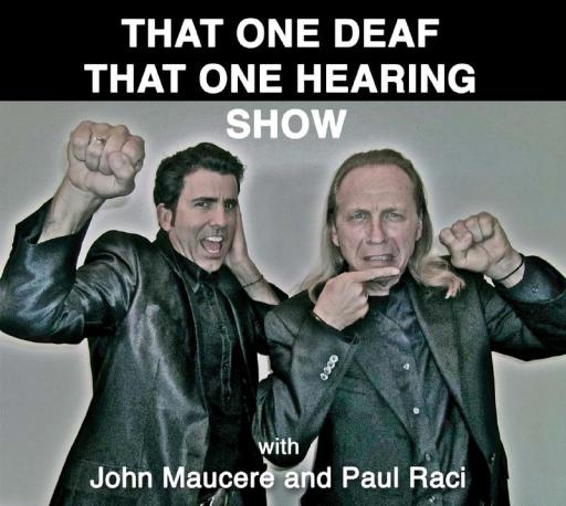 John Maurcere and Paul Raci