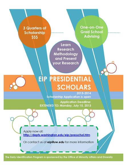 EIP Presidential Scholarship